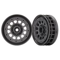 Traxxas Felgen Method 105 1.9 (charcoal gray, beadlock)...