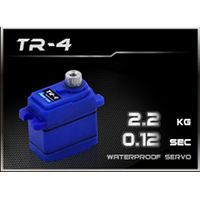 HD-Power Digital HV Servo TR-4 wasserdicht 22,5x12,5x24,0...